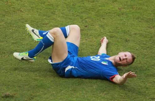 Милан: иногда они возвращаются из лазарета