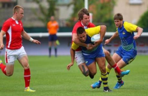 Регби-7. Украина покидает элитный европейский дивизион