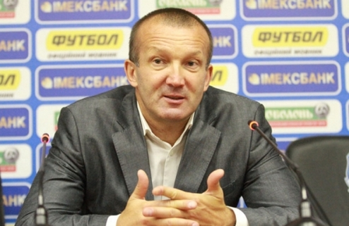 """Григорчук: """"Мы не можем подвергать риску результат в любой игре"""""""
