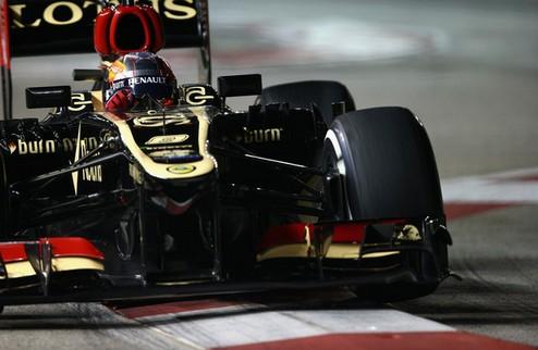 """Формула-1. Райкконен: """"В гонке спина меня практически не беспокоила"""""""