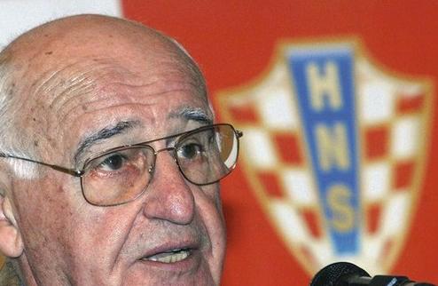 Скончался бывший президент Хорватского футбольного союза