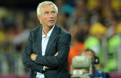 Официально: ван Марвейк — новый тренер Гамбурга