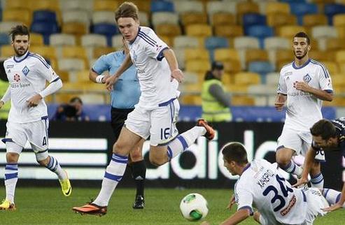 Динамо оставило донецкий Металлург за бортом Кубка Украины
