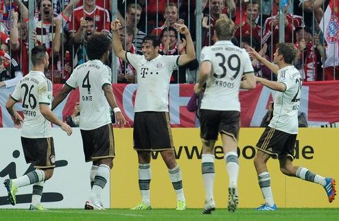 Кубок Германии. Бавария и Шальке идут дальше, Герта вылетает