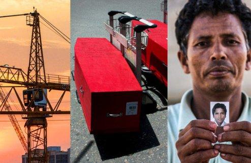 Катар, ЧМ по футболу и рабский труд. ВИДЕО