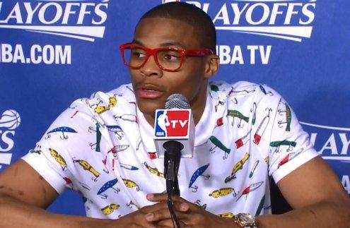 """НБА. Уэстбрук: """"Буду играть еще лучше"""""""