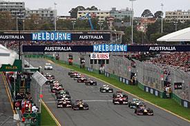 Формула-1. Австралия верит в светлое будущее своего Гран-при