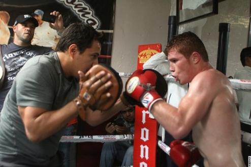 Альварес готов драться с Котто