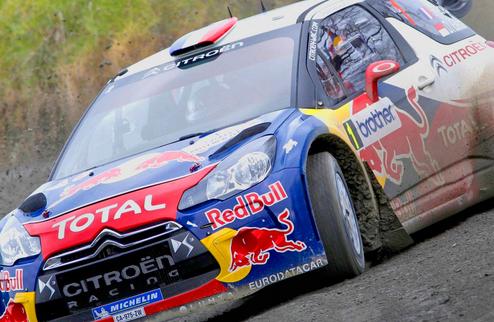 WRC. Утвержден календарь на сезон-2014
