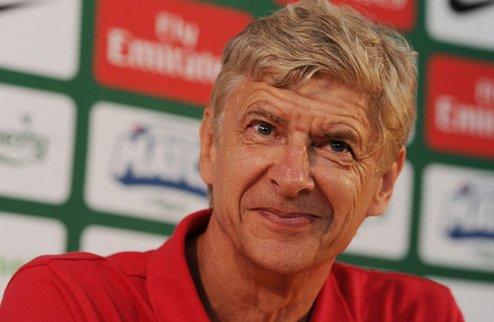 """Венгер: """"Готов остаться в Арсенале навсегда"""""""