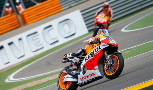 """MotoGP. Педроса: """"В гонке будет очень важен быстрый старт"""""""