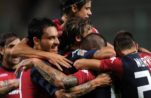 Интер и Лацио упускают победы, Денис приносит три очка Аталанте