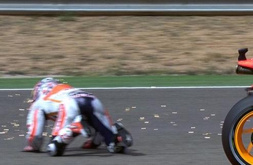 MotoGP. �����: ������� ����� ��-�� �������� � ��������