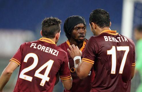 Рома возвращается на вершину Серии А