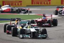 Формула-1. Прост: у команд будут проблемы с моторами