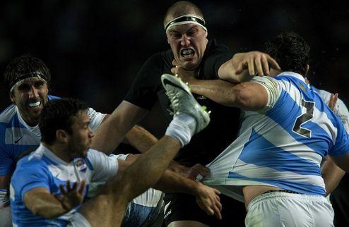 Rugby Championship. Пятый тур