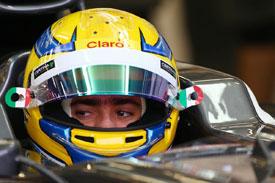 Формула-1. Гутьеррес хочет развить успех