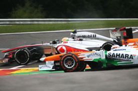 Формула-1. Форс Индия: цель — обойти Макларен в Кубке Конструкторов