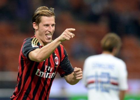Милан: Бирса не сыграет с Ювентусом