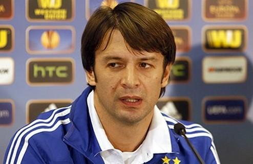 """Шовковский: """"Игроки у нас сильные, а команды, к сожалению, нет"""". ВИДЕО"""
