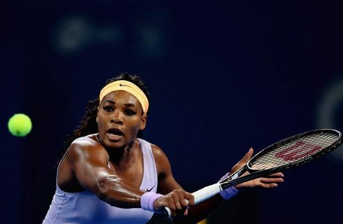Пекин (WTA). В финале сыграют Серена и Янкович