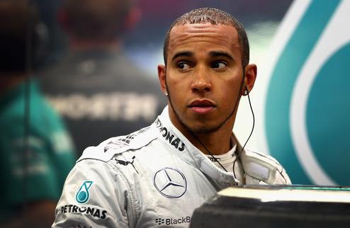 Формула-1. Хэмилтон надеется обойти Феттеля на старте