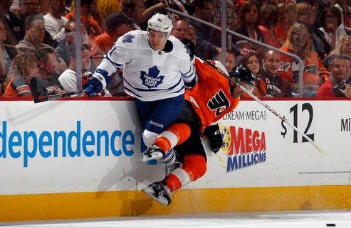 НХЛ. Торонто: Кулемин выбыл на две недели