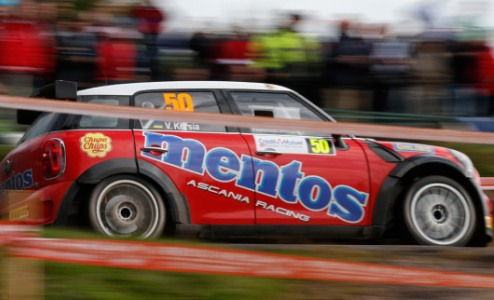 WRC-2. ����� �������. Mentos Ascania Racing � ���� �� ����