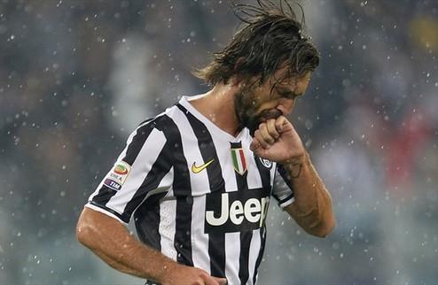 Ювентус одолел Милан, Лацио и Фиорентина разошлись миром