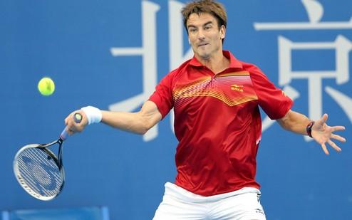 Шанхай (ATP). Провал Гаске и Симона