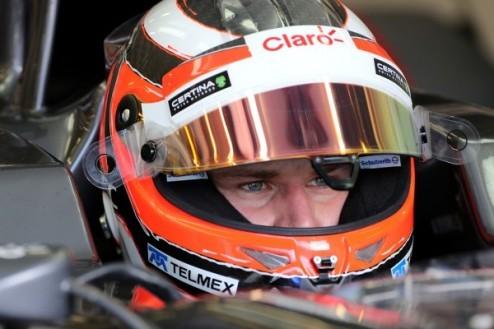 Формула-1. В Лотусе готовы закрыть глаза на вес Хюлькенберга