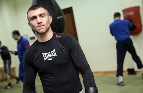 """Ломаченко: """"Бокс — это моя жизнь"""""""