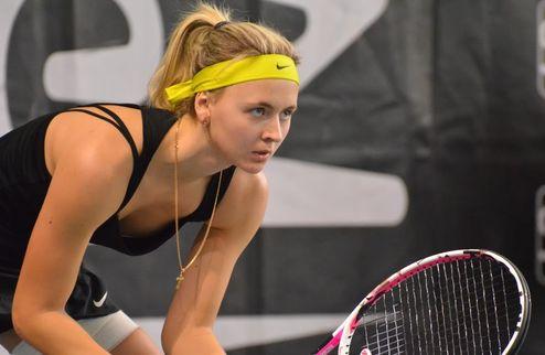 Заневская открывает счет победам на турнирах WTA!