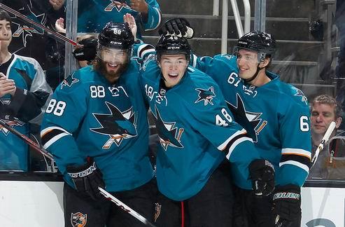 НХЛ. Хертл — первая звезда дня