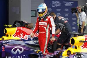 Формула-1. Алонсо: нужно снова стать быстрыми в гонках
