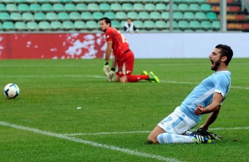 Кандрева подписал новый контракт с Лацио