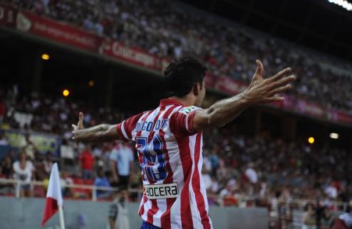 Диего Коста хочет играть за сборную Испании