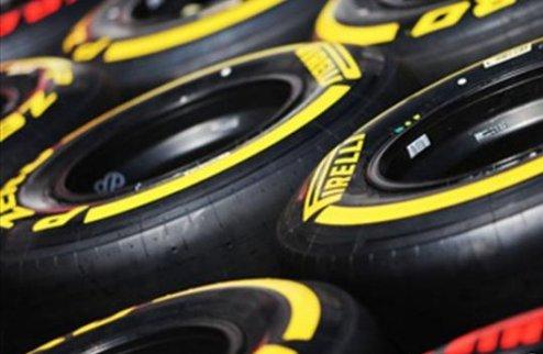 Формула-1. Пирелли огласила составы резины на конец сезона