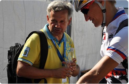 Триатлон. Украина подала заявку на проведение двух этапов Кубка Европы