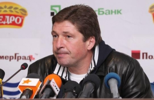 Бакалов подал в отставку
