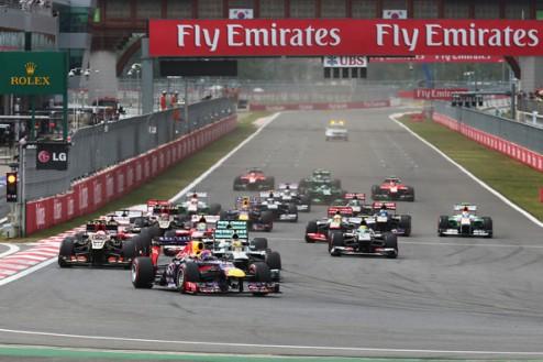 Формула-1. Гран-при Японии. Феттель выигрывает вторую практику