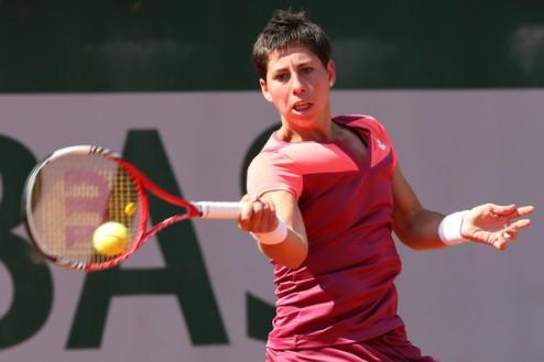 Линц (WTA). Сенсационное поражение Стивенс, победы Иванович и Кербер