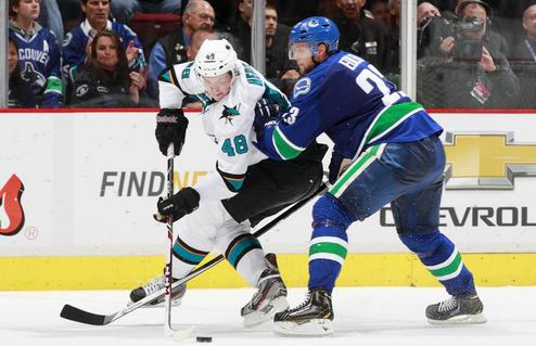 НХЛ. Ванкувер: Эдлер дисквалифицирован на три матча