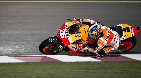 MotoGP. Гран-при Малайзии. Педроса выигрывает свободные заезды