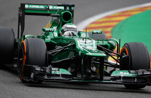 Формула-1. Пик оштрафован и вошел в историю