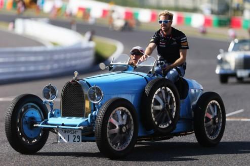 Формула-1. Гран-при Японии. Тактическая победа Феттеля