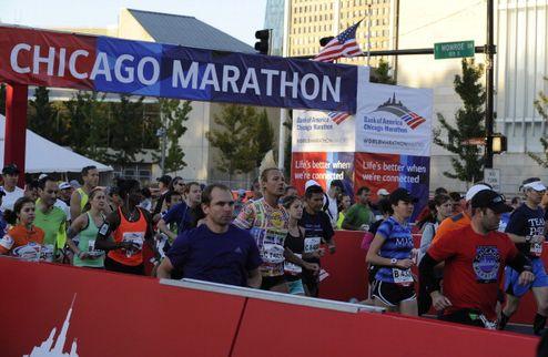 World Marathon Majors. ��������� ����� � ������