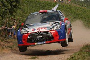 WRC. Кубица выступит за заводской Ситроен на ралли Уэльса