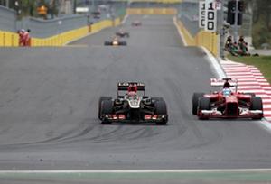 Формула-1. Лотус: поборемся за второе место в Кубке конструкторов