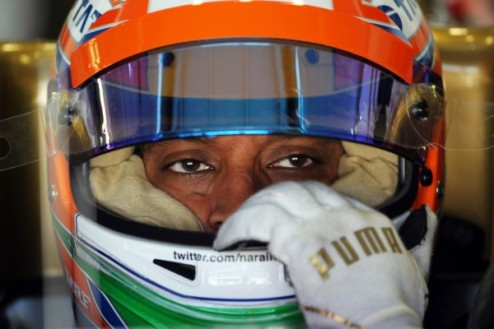 Картикеян снова хочет попасть в IndyCar